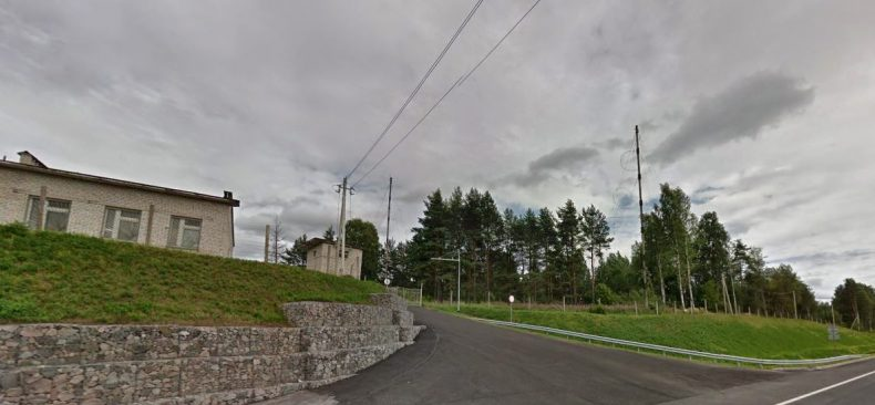 Street View of the Buzzer Location