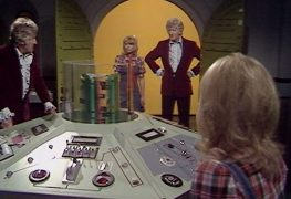 The Doctor & Jo visit Jo & The Doctor