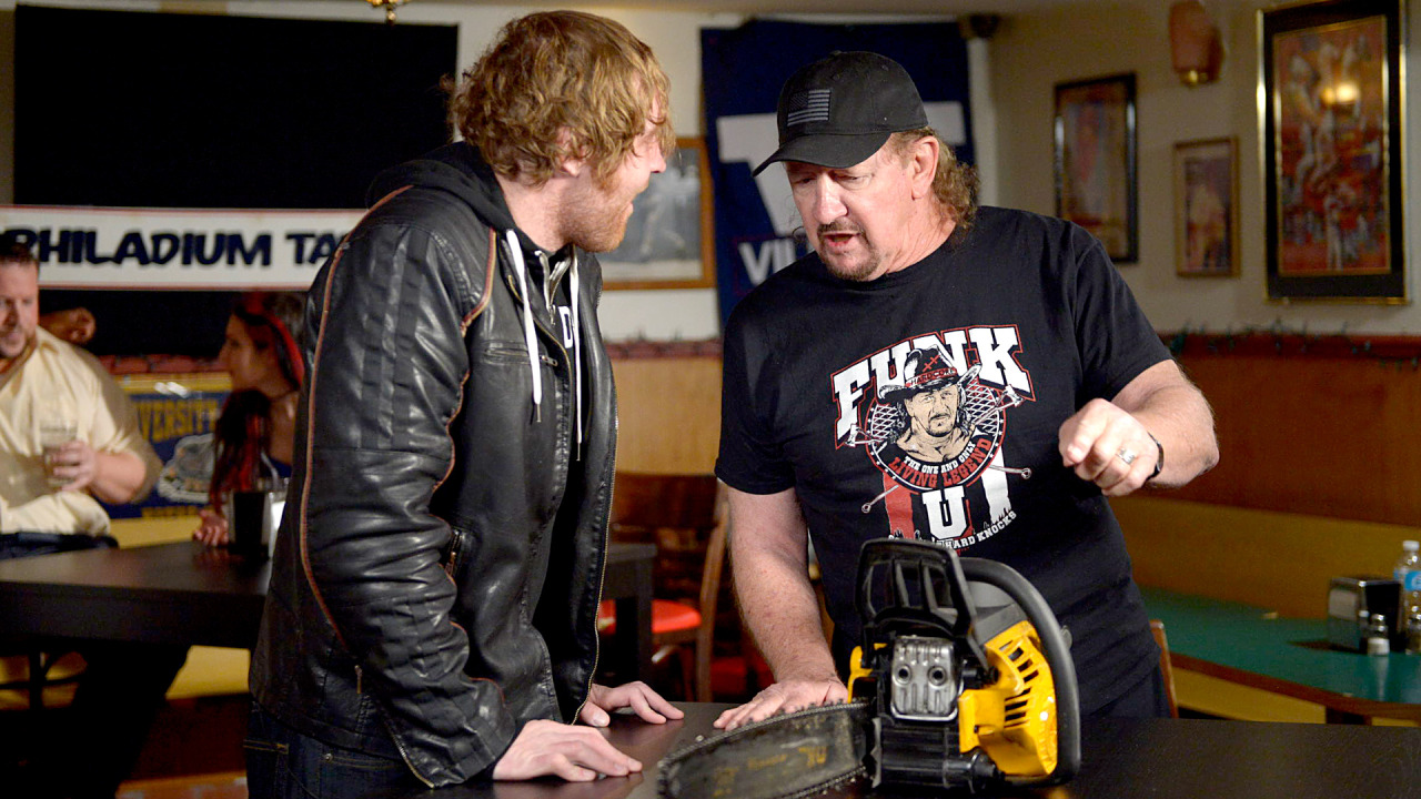the son terry funk never had night of the living geeks