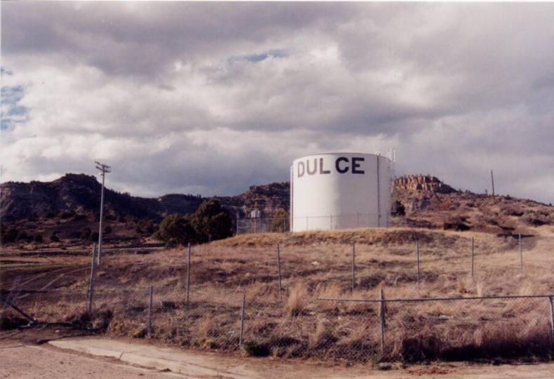Water Reservoir Outside Dulce, NM
